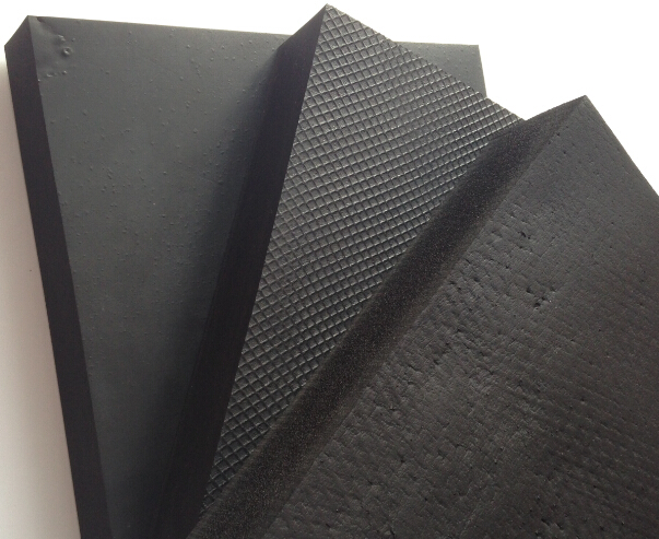 Neoprene sponge foam boards with skins